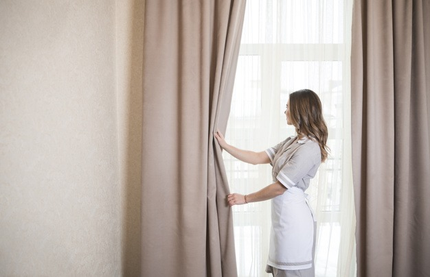 limpeza de cortinas BH