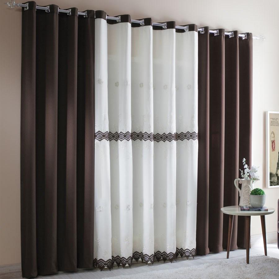 Cortinas para quarto bh paulo cortinas e persianas - Cortinas negras decoracion ...
