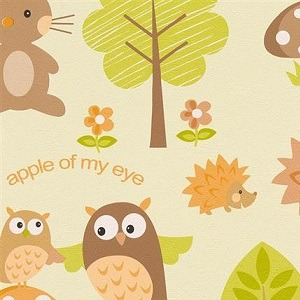Papel de Parede Infantil Boys and Girls 4