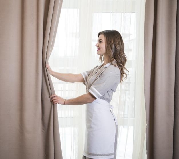 como cuidar das cortinas